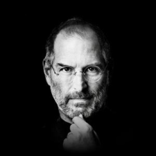 Steve Jobs, inventor and industrial designer.