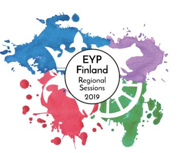 Regional Sessions of EYP Finland 2019 Logos